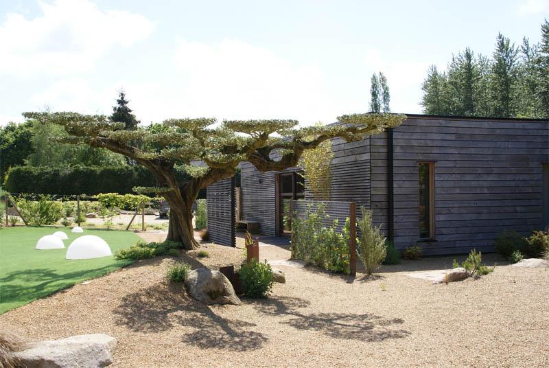 Daniel Paysage, créateur de jardins dans les Côtes d\'Armor