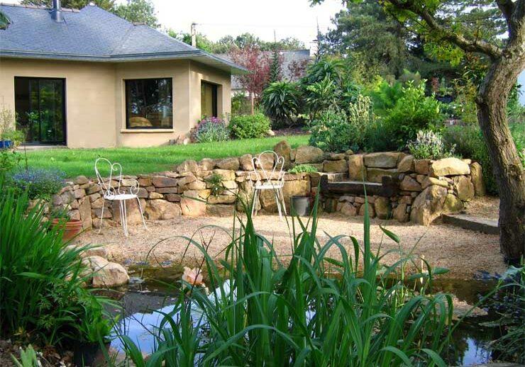 bassin champêtre