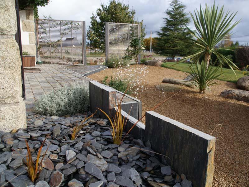Jardin moderne - Daniel Paysage