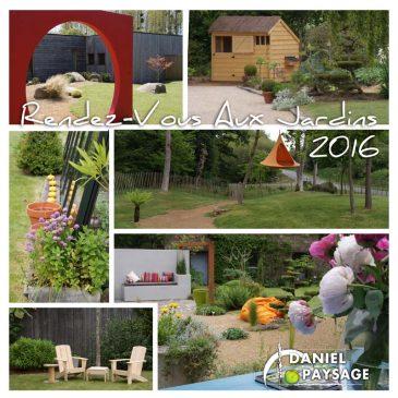 Rendez vous aux jardins 2016