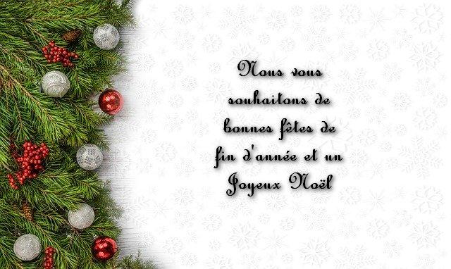 noel joyeuses fêtes