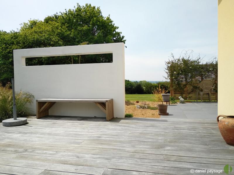 mur avec fenetre platoflex terrasse bois exotique