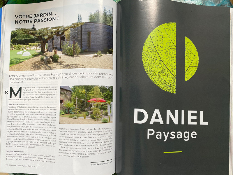 Article maison jardin